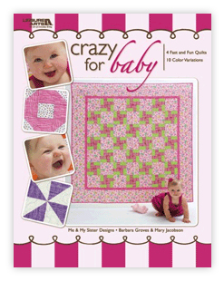 Crazy for Baby - Book