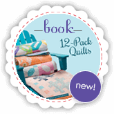 12-Pack Quilts Book - Me and My Sister Designs